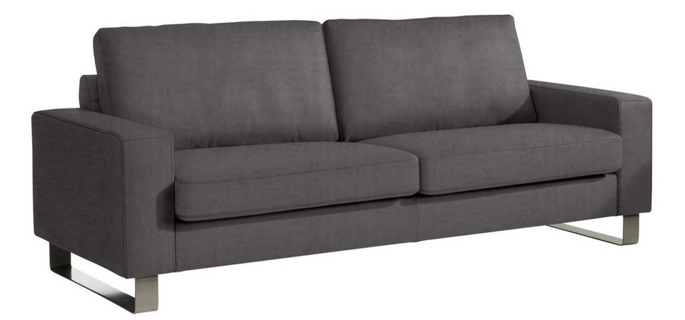 Ewald Schillig 2-Sitzer Sofa L »ConceptPlus«, mit eleganten ...
