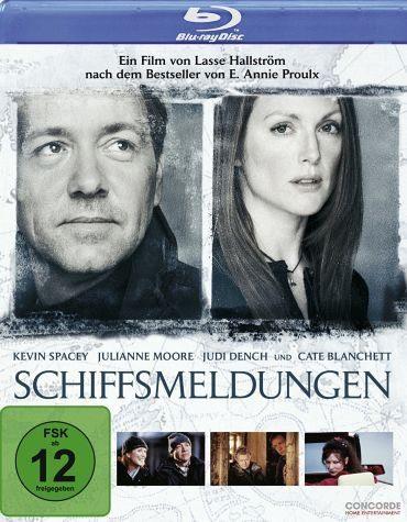 Blu-ray »Schiffsmeldungen«