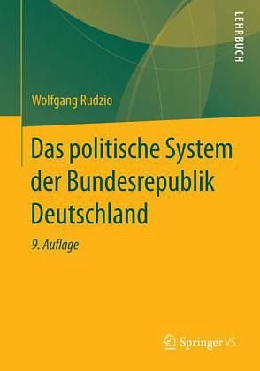 Broschiertes Buch »Das politische System der Bundesrepublik...«