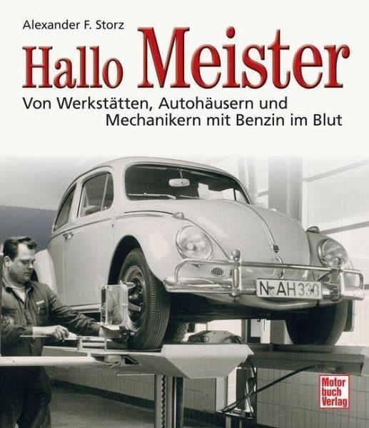 Gebundenes Buch »Hallo Meister«