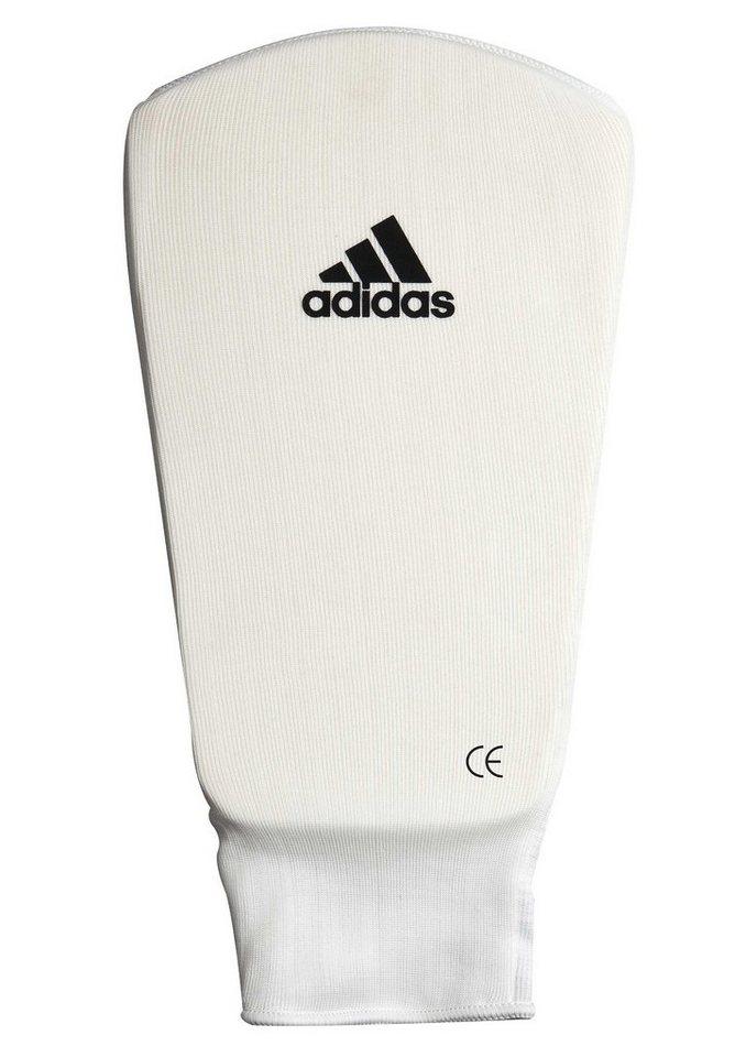 Schienbeinschoner, in 6 Größen lieferbar, »Shin Pad«, adidas Performance in weiß