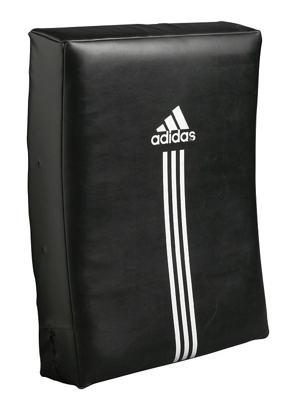 Schlagpolster, »Curved Kick Shield«, adidas Performance in schwarz