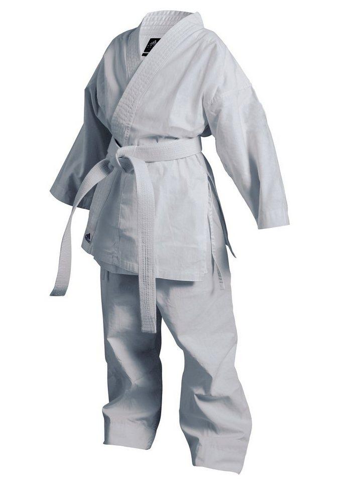 Karateanzug, in 9 Größen lieferbar, »Kids«, adidas Performance in weiß