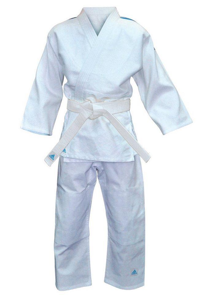 Judoanzug, in 7 Größen lieferbar, »Evolution«, adidas Performance in weiß