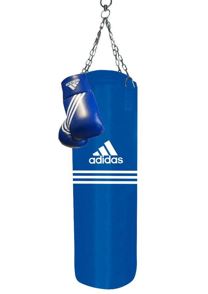 Boxset, »Blue Corner Boxing Kit«, adidas Performance (2tlg.) in blau