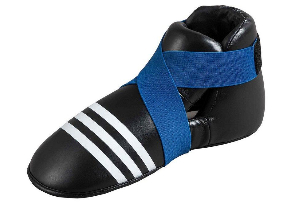 Fußschutz, in 6 Größen lieferbar, »Super Safety Kicks«, adidas Performance in schwarz-blau