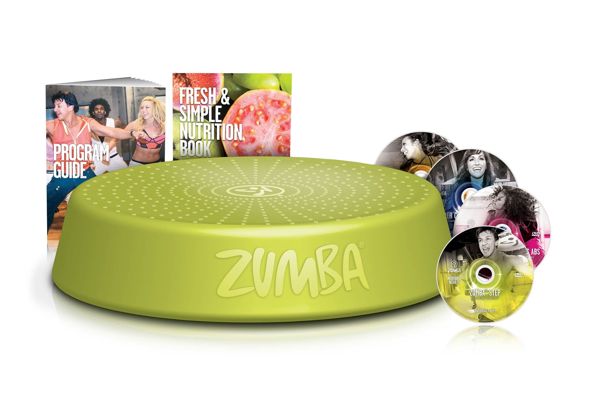 Trainingspaket, ZUMBA® Incredible Results Kit™