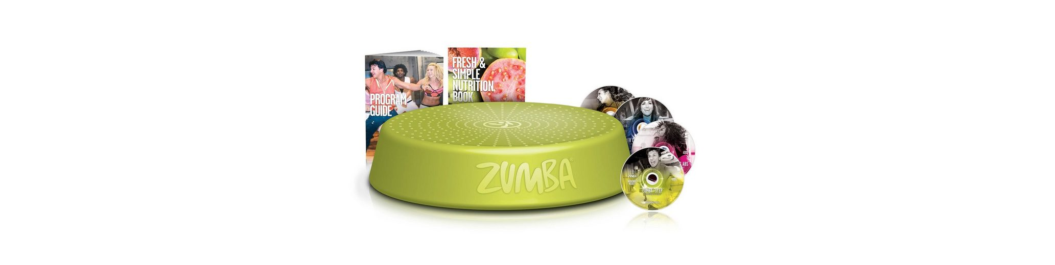 Trainingspaket, ZUMBA® Incredible Results Kit™