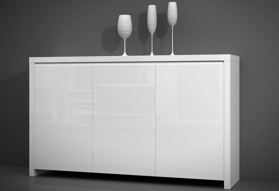 inosign sideboard breite 164 cm online kaufen otto. Black Bedroom Furniture Sets. Home Design Ideas