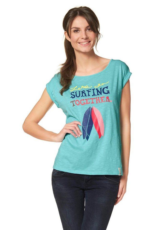 Ocean Sportswear T-Shirt in Mint