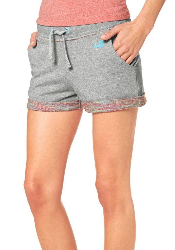 Ocean Sportswear Sweatshorts in Grau-Meliert