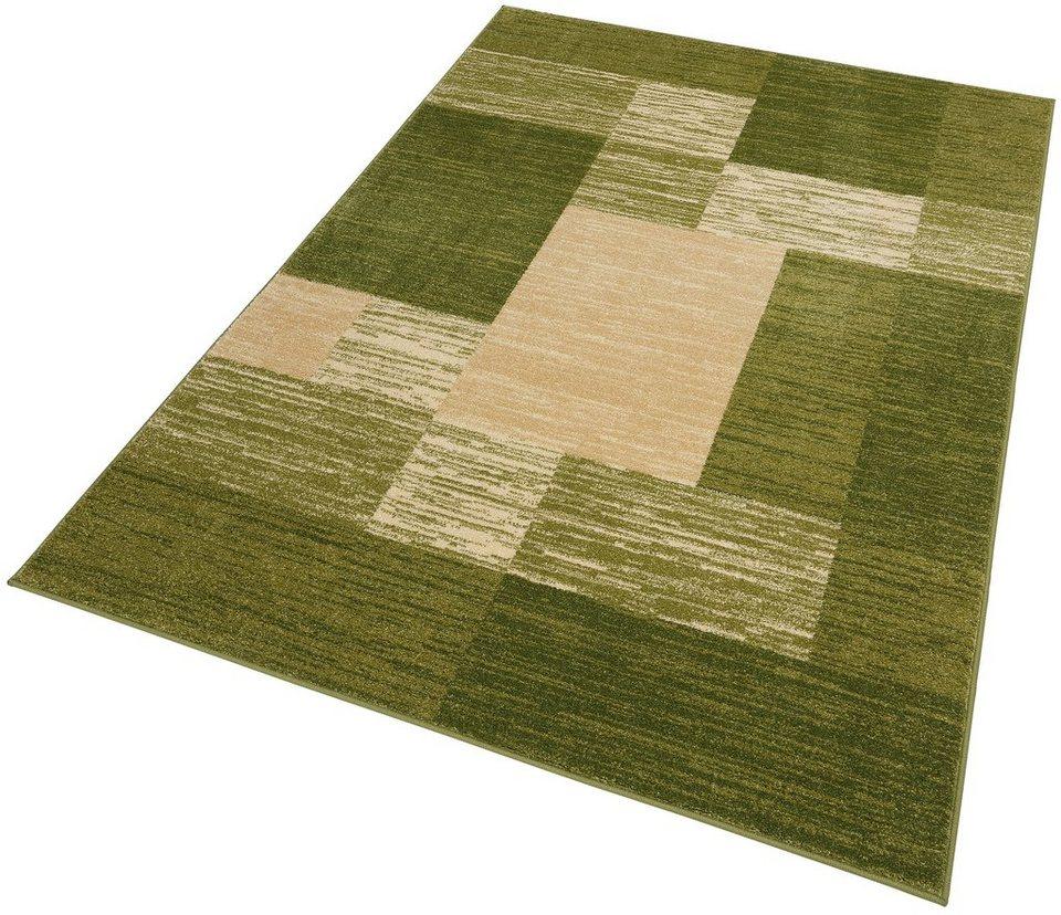 Teppich, my home, »Melvin«, gewebt in grün