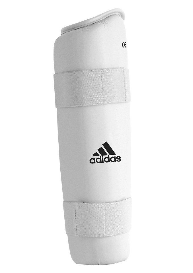Schienbeinschoner, in 5 Größen lieferbar, »PU Shin Guard«, adidas Performance in weiß
