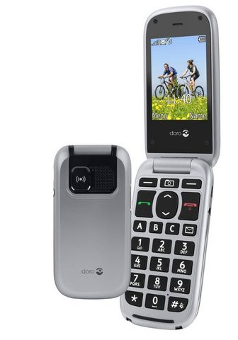 DORO Mobilusis telefonas »PhoneEasy 613 Sil...