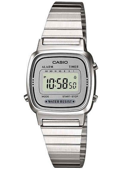 CASIO VINTAGE Chronograph »LA670WEA-7EF«