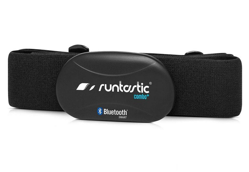 Brustgurt, »Heart Rate Combo Monitor«, runtastic in schwarz