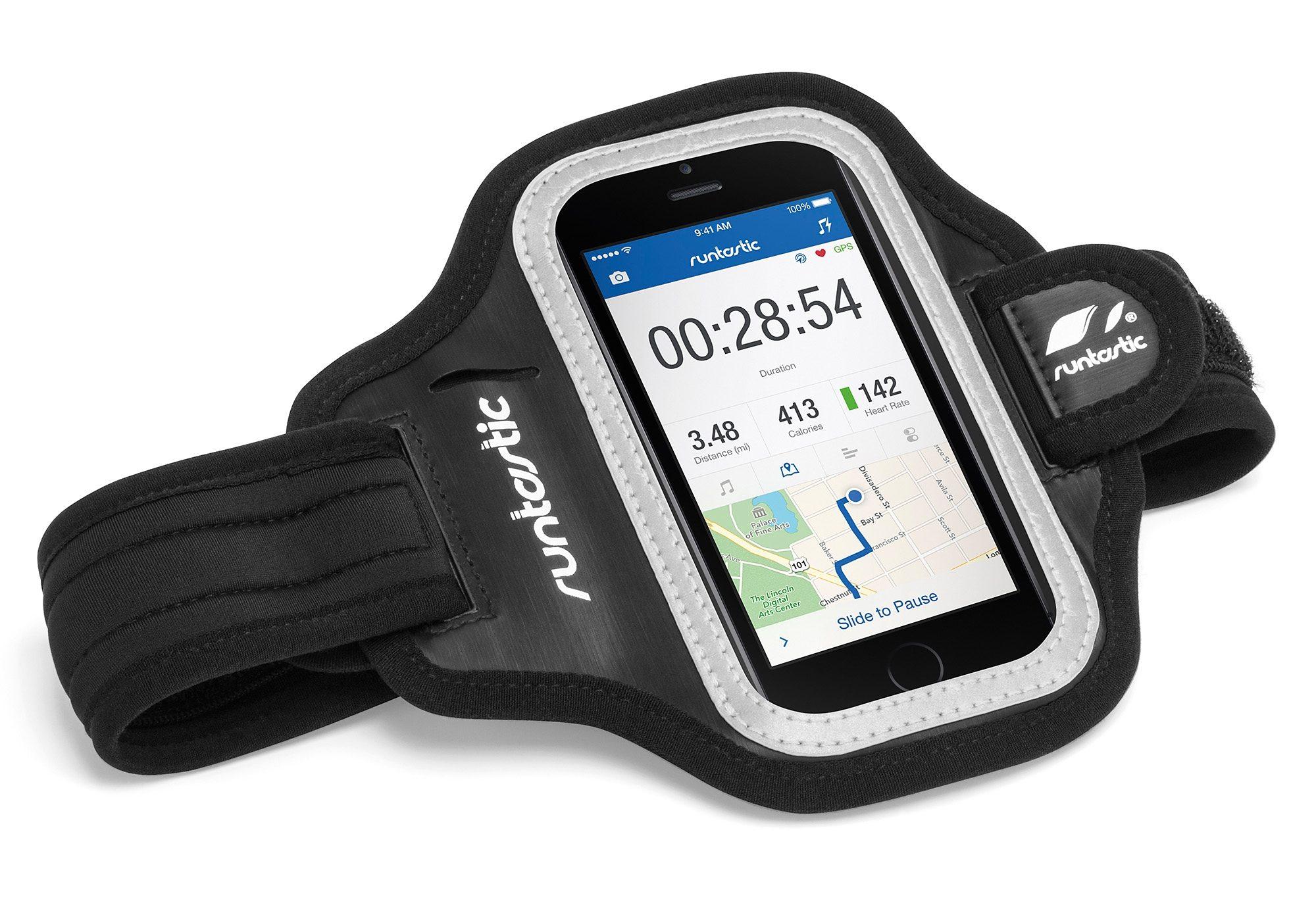 "Sportarmband für Smartphones, »Sports Armband for Smartphones""«, runtastic"
