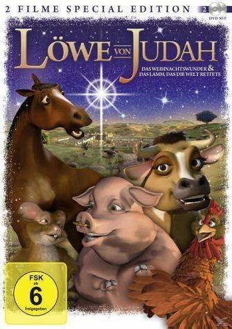 DVD »Löwe von Judah - Das Weihnachtswunder / Das...«