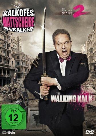 DVD »Kalkofes Mattscheibe - Rekalked: Die komplette...«