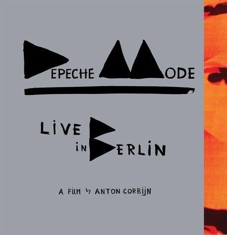 DVD+CD »Depeche Mode: Depeche Mode - Live in Berlin -...«
