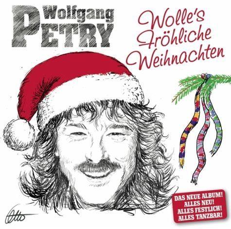 Audio CD »Wolfgang Petry: Wolles Fröhliche Weihnachten«