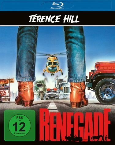 Blu-ray »Renegade«