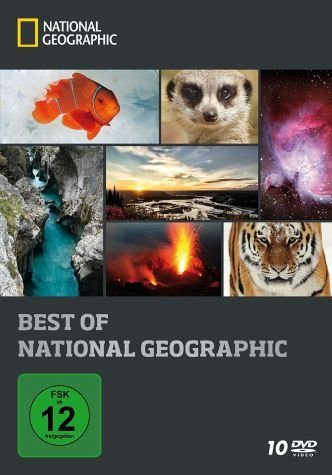 DVD »National Geographic - Best of National...«