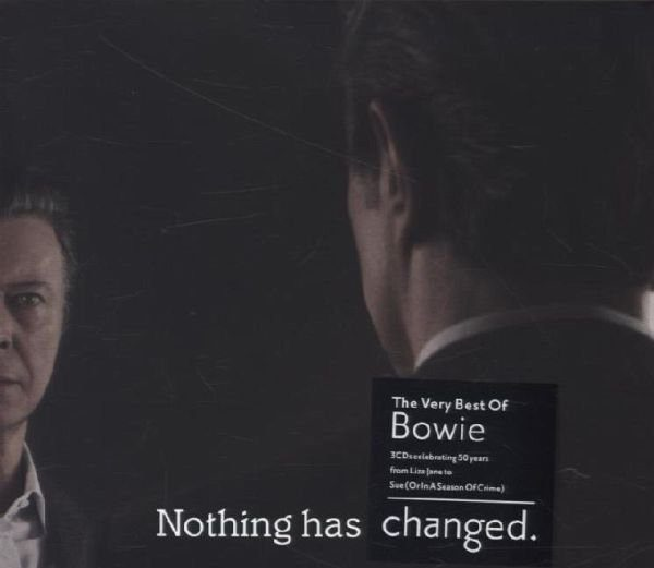 Audio CD »David Bowie: Nothing Has Changed (The Best Of...«