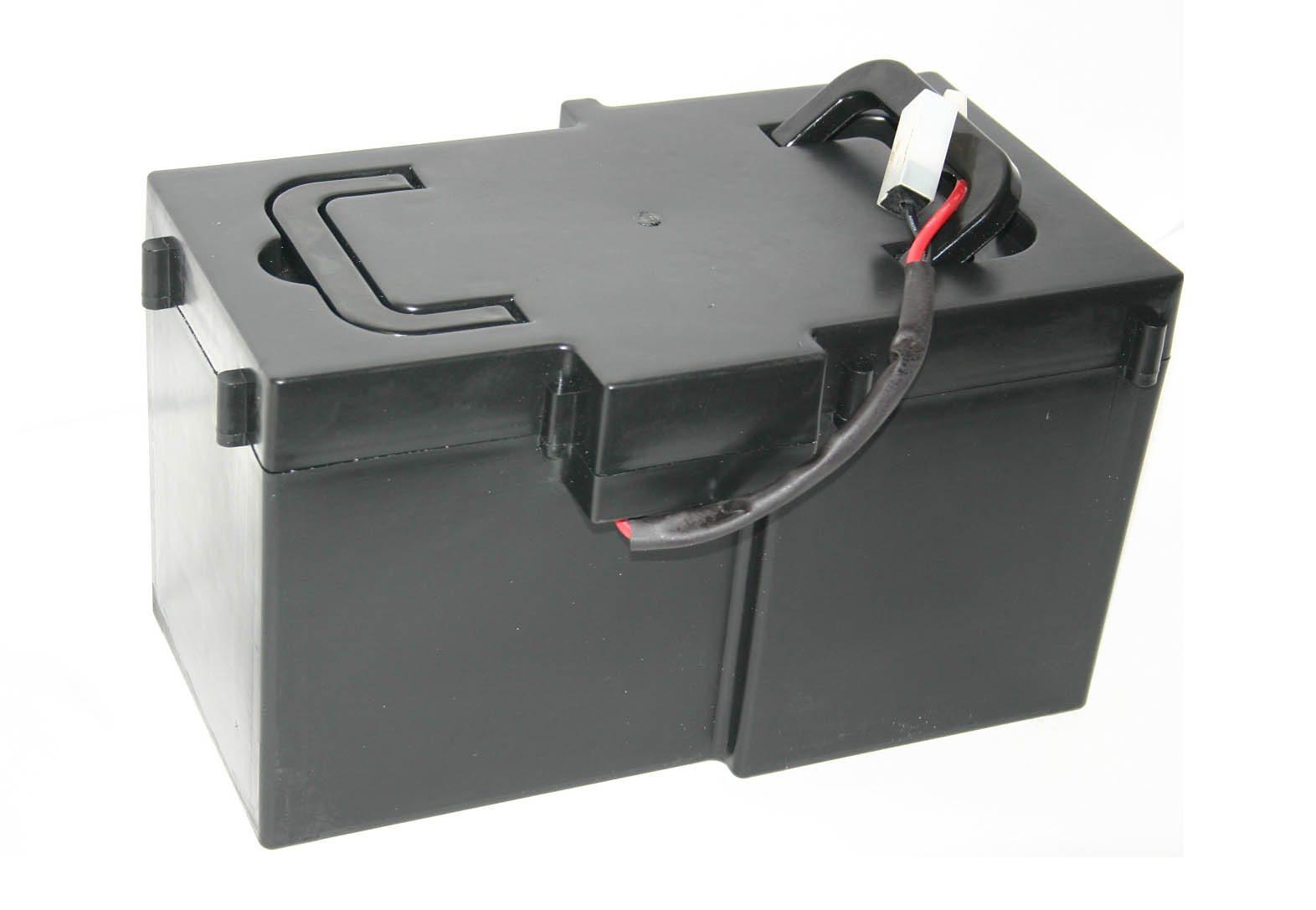 Ersatzakku für Rolektro eco-City Plus 45, Rolektro