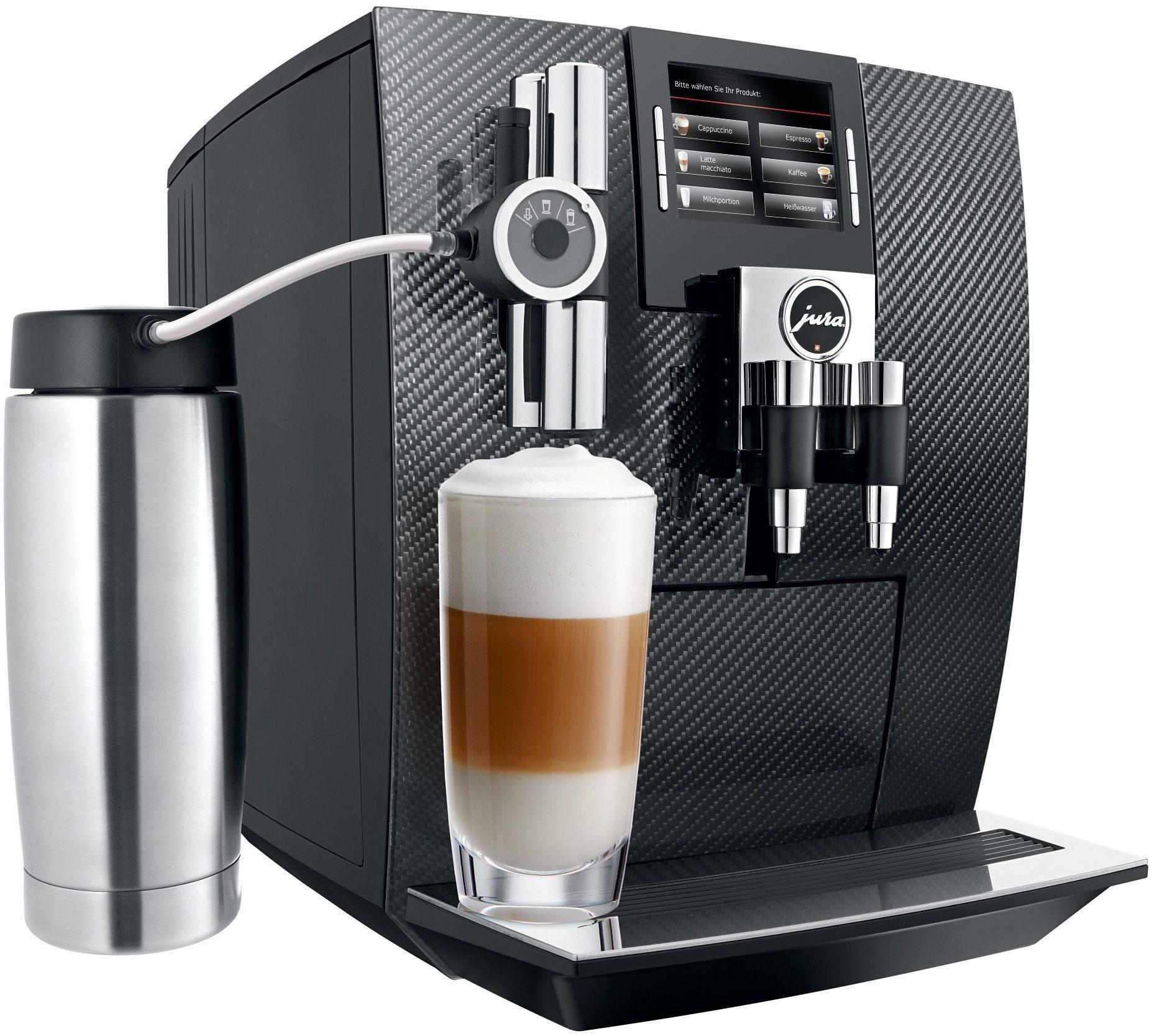 Jura Espresso-/Kaffee-Vollautomat 15039 J95, Carbon