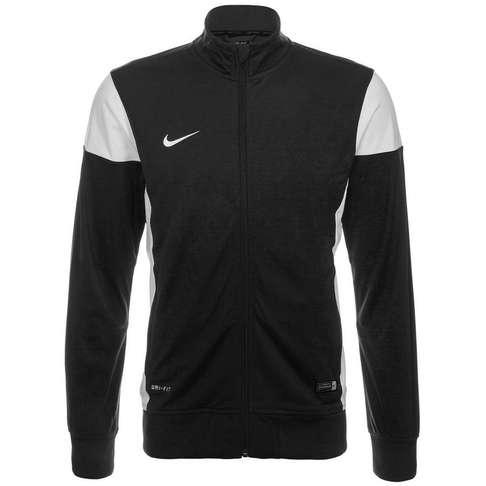 NIKE Academy 14 Sideline Polyesterjacke Herren in schwarz / weiß