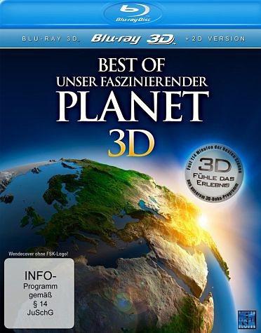 Blu-ray »Best of Faszination Planet Erde (Blu-ray 3D)«