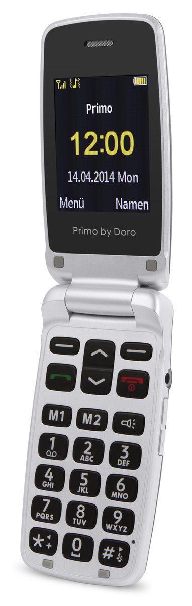 Doro Handy »Primo 405, Grau«