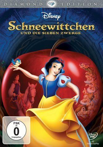 DVD »Schneewittchen und die sieben Zwerge (Diamond...«