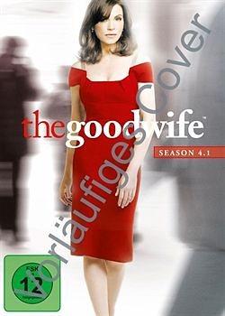 DVD »The Good Wife – Season 4.1 (3 Discs, Multibox)«