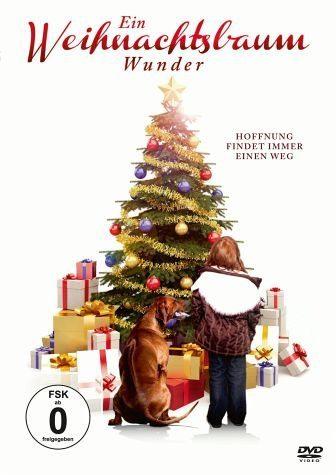 DVD »Ein Weihnachtsbaum Wunder«