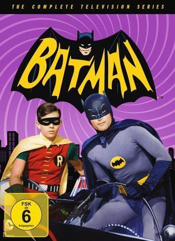 DVD »Batman - Die komplette Serie (18 Discs)«