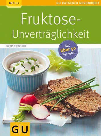 Broschiertes Buch »Fruktose-Unverträglichkeit«