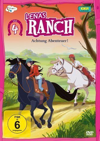 DVD »Lenas Ranch, Vol. 4 - Achtung Abenteuer!«
