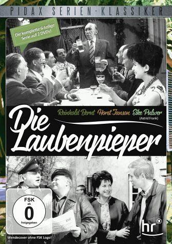 DVD »Die Laubenpieper (2 Discs)«