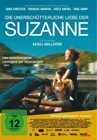 DVD »Die unerschütterliche Liebe der Suzanne«