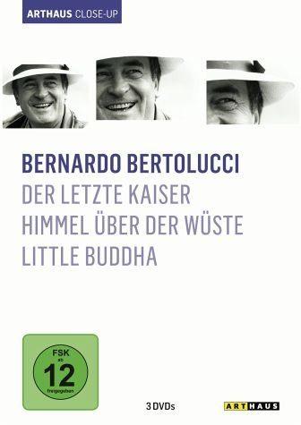 DVD »Bernardo Bertolucci - Arthaus Close-Up (3 Discs)«