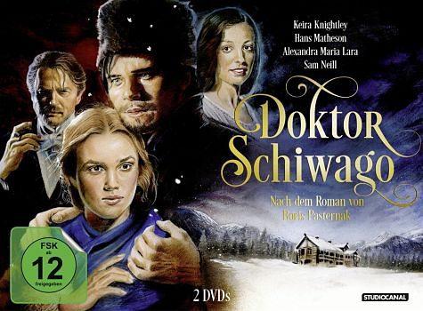 DVD »Doktor Schiwago (Special Edition, 2 Discs)«