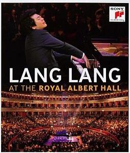 Blu-ray »Lang Lang at the Royal Albert Hall«