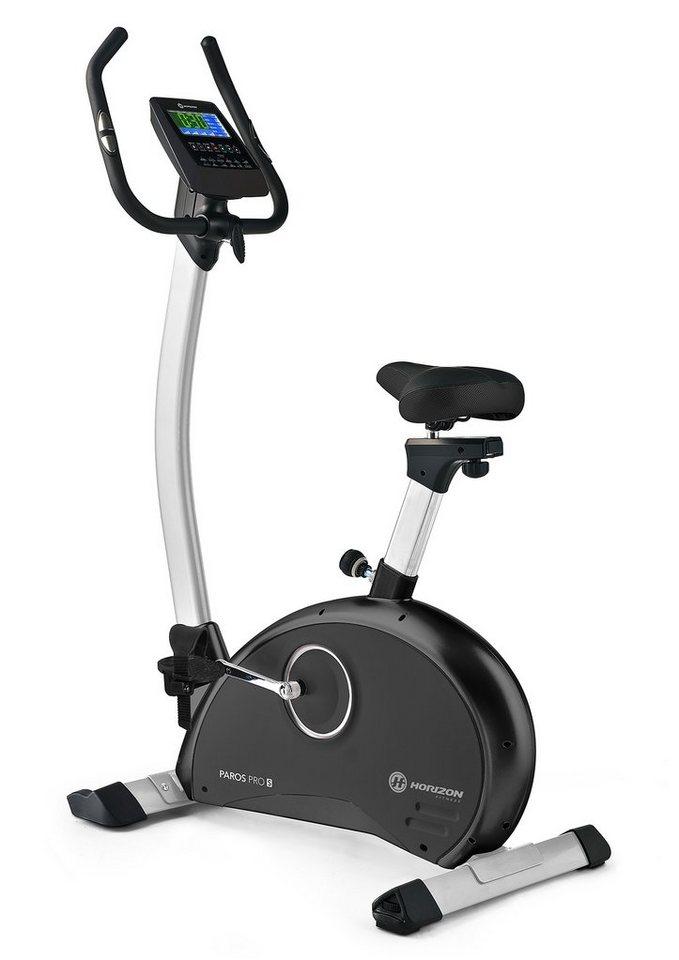 Ergometer, »Paros Pro S«, Horizon Fitness in schwarz