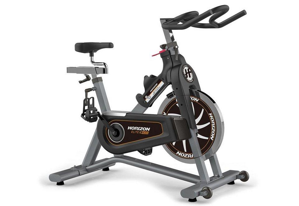 Indoor Cycle, »Elite IC 4000«, Horizon Fitness in schwarz-grau