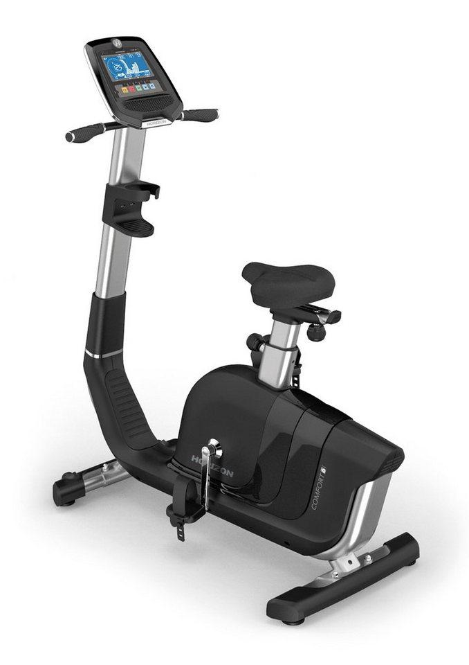 Ergometer, »Comfort 6i«, Horizon Fitness in schwarz