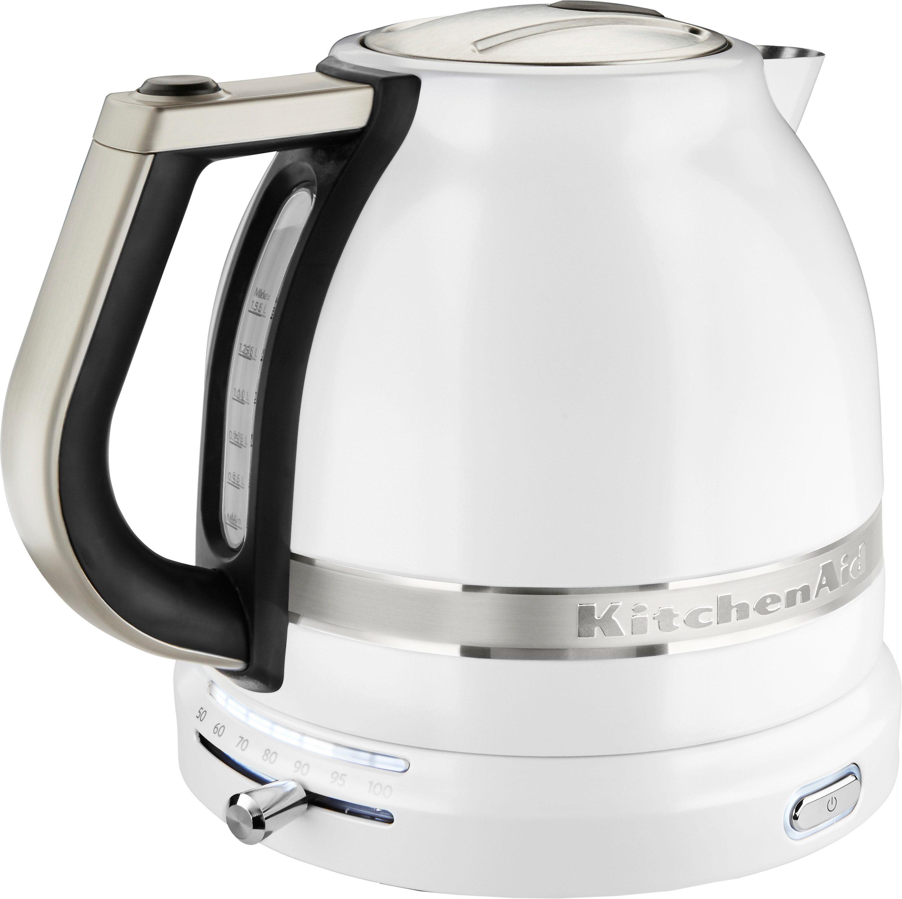 KitchenAid Wasserkocher 5KEK1522EFP, 1,5 l, 2400 W, frosted pearl