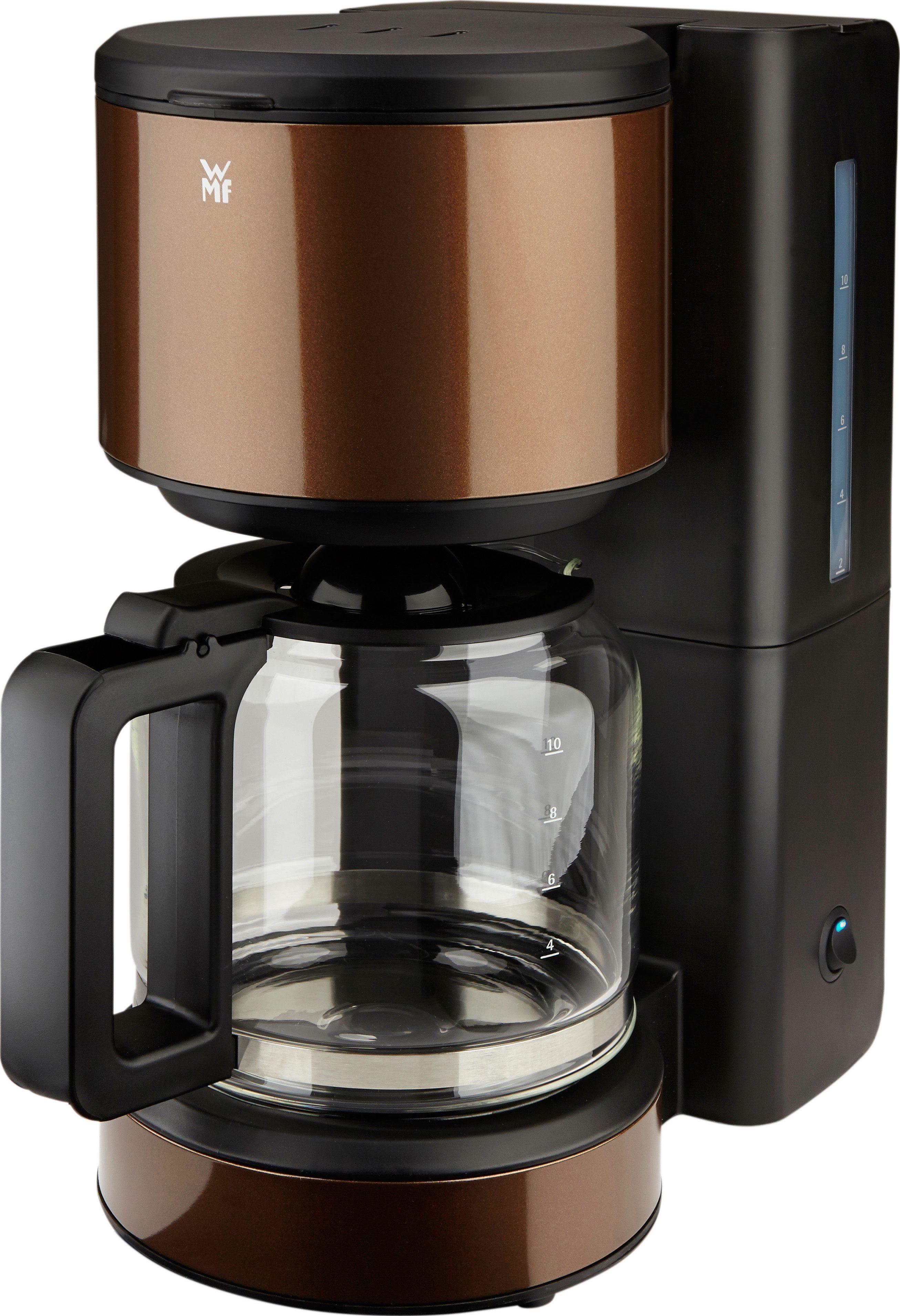 WMF Kaffeemaschine Terra, 34,2 cm Höhe, 19 cm Breite