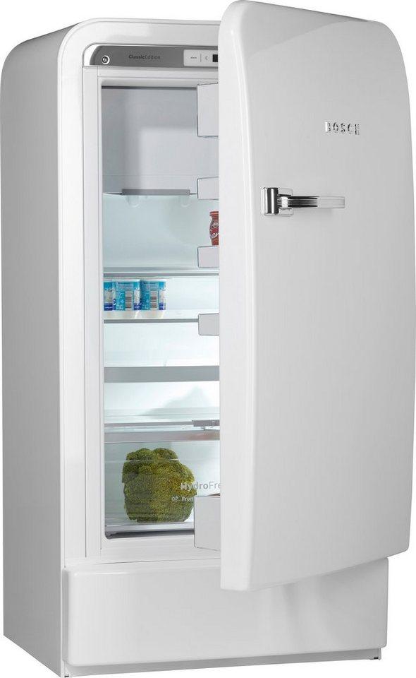 Bosch Kühlschrank KSL20AW30, A++, 127 cm in weiß